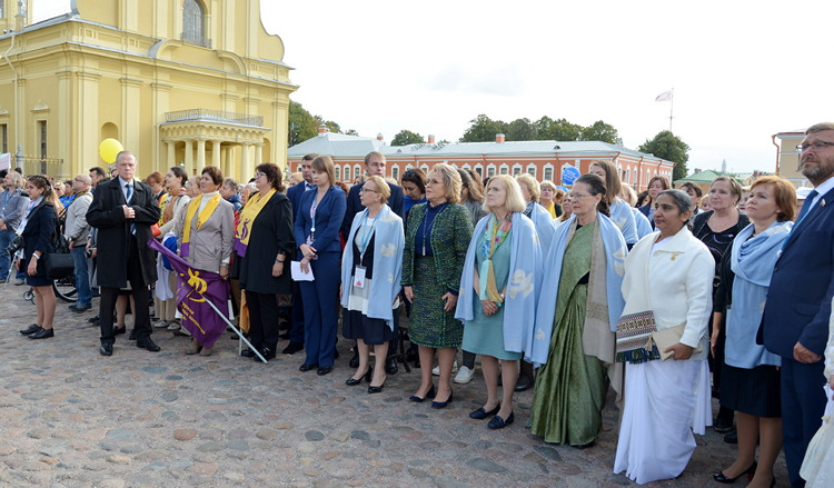 2018 09 UN World Peace Day St.Petersburg 1 m